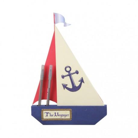 Nautical Boat Penholder