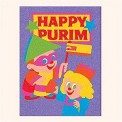 Purim Sand Art