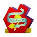 Chanukah Napkin Holder