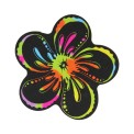 Scratch Art  Flower Magnet