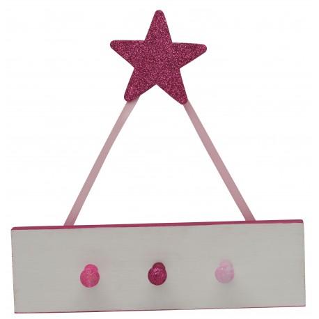 Star Peg Hooks