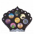 Velvet Ushpezin Crown Plaque