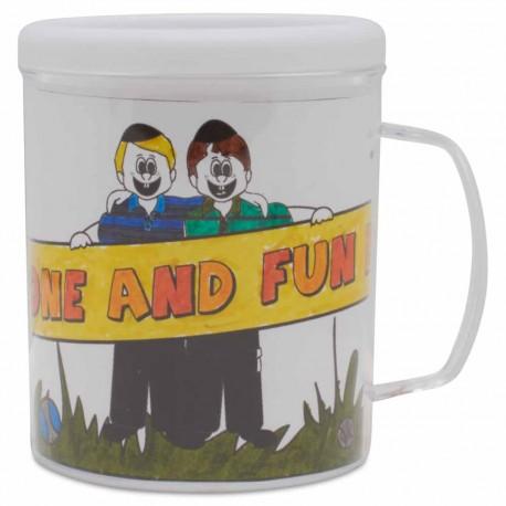 Fun For All Coloring Mug