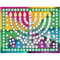 Menorah Sticker Kit