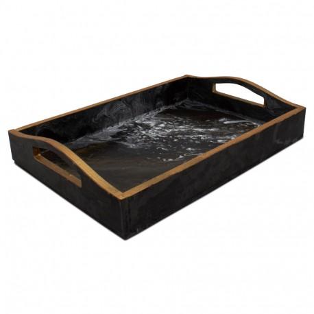 Marbleized Tray