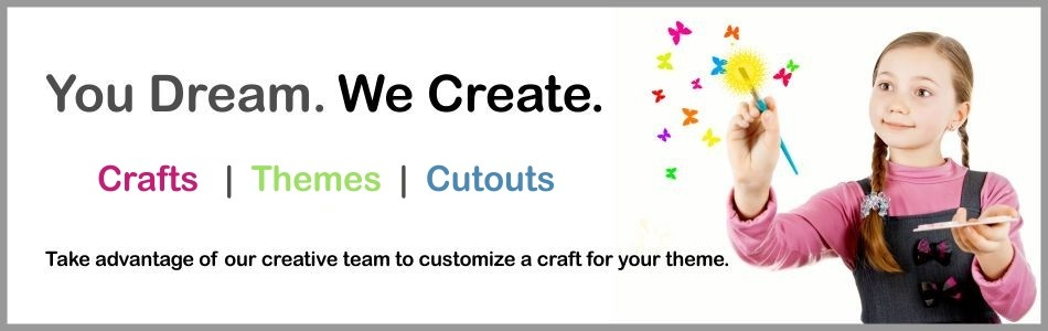 You Dream. We Create.